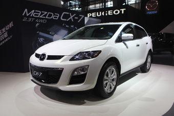 视频:2013广州车展必看新车之国产马自达CX-7