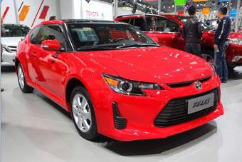 视频:2013年广州车展热点新车之丰田杰路驰