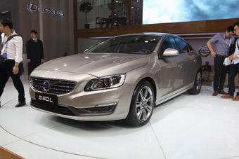 视频:2013广州车展必看新车之国产沃尔沃S60L