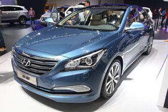 视频:2013广州车展必看新车之现代名图