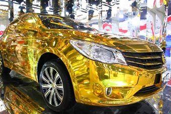 视频:2013广州车展热点新车之广汽吉奥GA轿车