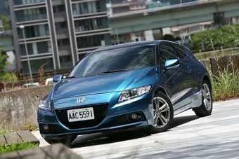 视频:S+新增乐趣 Honda CR-Z
