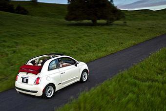 视频:意式朝天椒 Fiat 500台媒评测