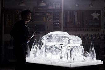 """视频:""""冰与火""""- 保时捷电影艺术大赛冠军"""