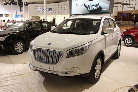 视频:2014北京车展热点SUV之圣达菲A25