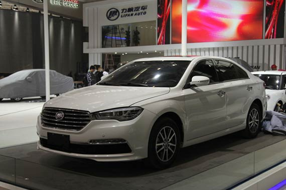 视频:2014北京车展热点新车之力帆820