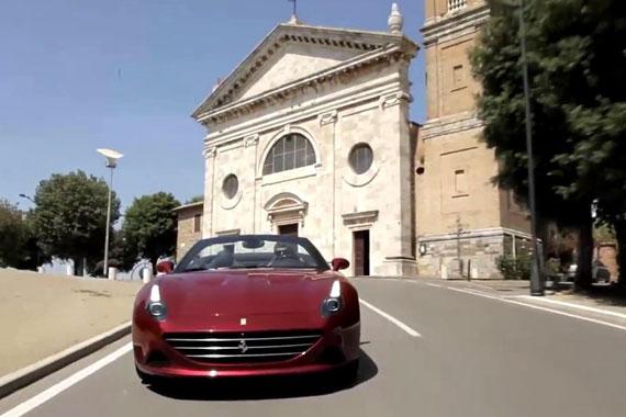 视频:工业设计的梦想 2015款法拉利California T跑车