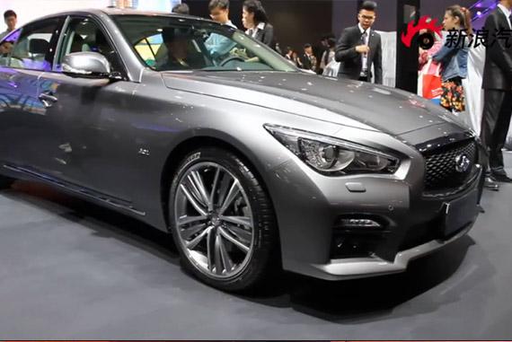 视频:2014广州车展必看车型之英菲尼迪Q50L