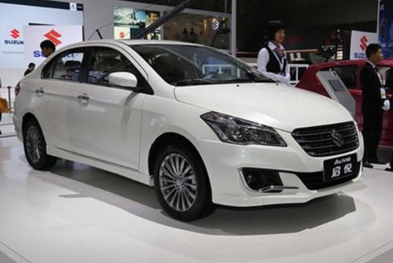 视频:2014广州车展热点新车之长安铃木启悦