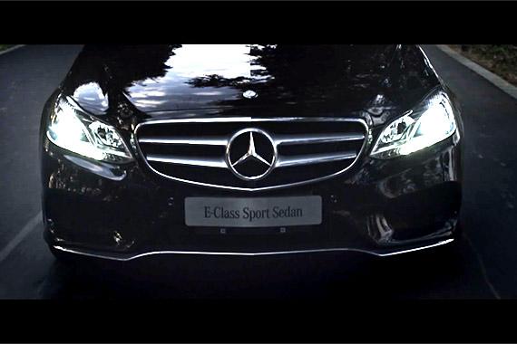 视频:E-Class Intelligent light system