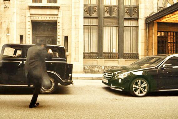视频:Mercedes-Benz E-Class CPA