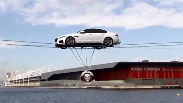 视频:捷豹发布全新一代XF 伦敦惊艳亮相