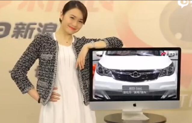 视频:2015上海车展触模精彩之长安欧尚