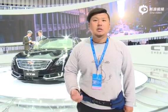 视频:大咖唠展之胖哥杨力辣评热点新车