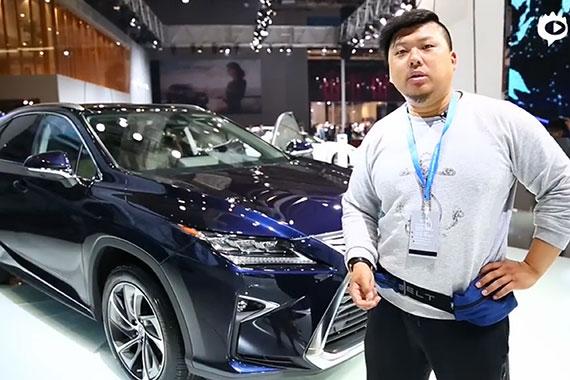 视频:大咖唠展之胖哥杨力辣评热点新车3