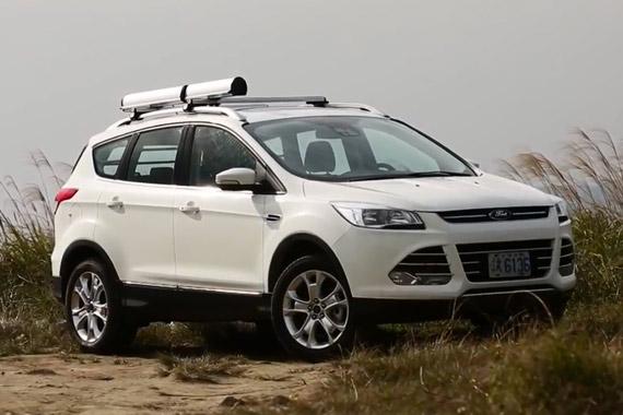 视频:更智能的SUV Go车志试驾福特翼虎