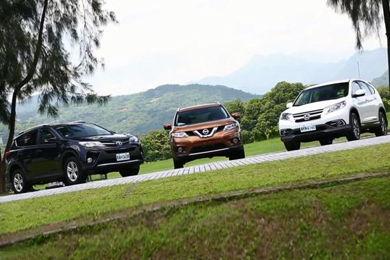 视频:各有千秋 Go车志对比评测三款SUV