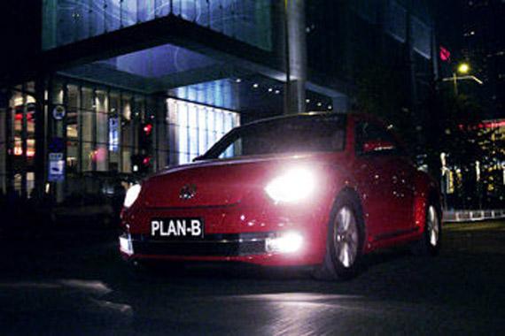 视频:[汽车测试B计划]之大众甲壳虫预告