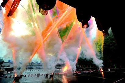 公祭炎帝活动在湖北神农架神农坛景区盛大举办