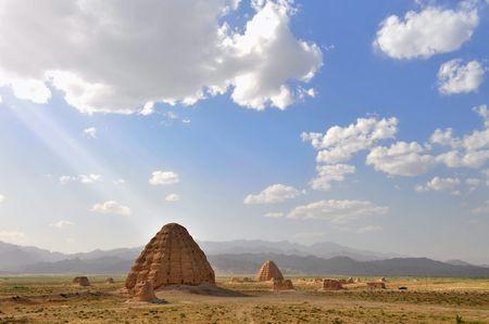 探幽西夏王陵 沉睡在大漠里的孤独帝国