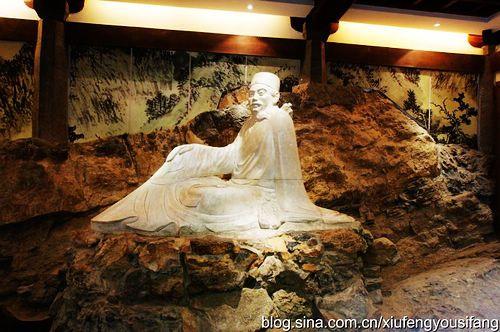 洛阳白园:探访唐代诗人白居易的墓园(图)