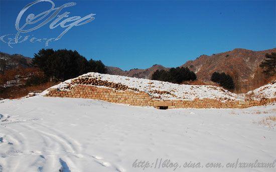 沉睡的遗迹 寻访东北雪乡下的高句丽文明