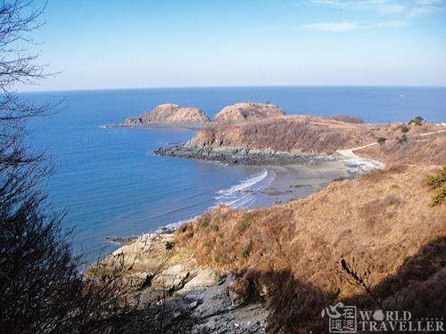走遍炮火后的延坪岛 嗜牡蛎者的天堂
