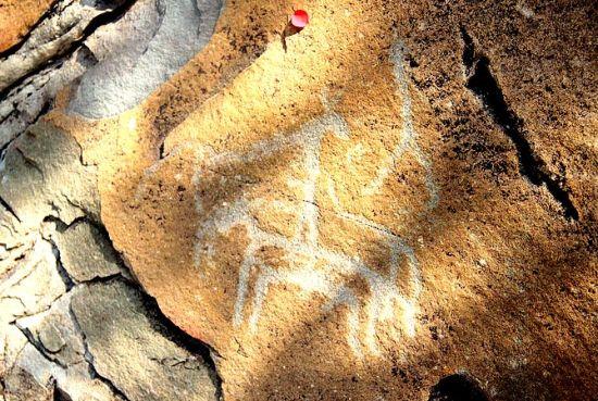 宁夏贺兰山岩画:探秘石头上的密语