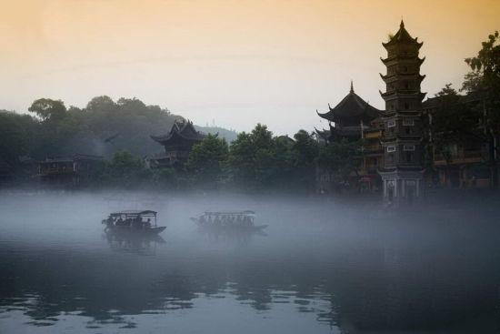 组图:恋上南方六大古镇 感受沉淀千年的古朴