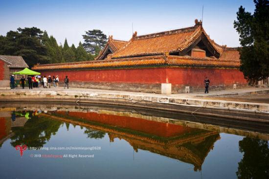 走近清东陵 犹如通读了一部清王朝数百年来的兴衰史