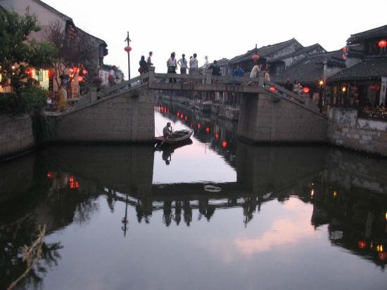 玩转西塘 永宁桥
