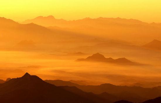燕山之最 探索雾灵山绝世景观