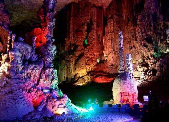 中国五大美丽的溶洞 织金洞