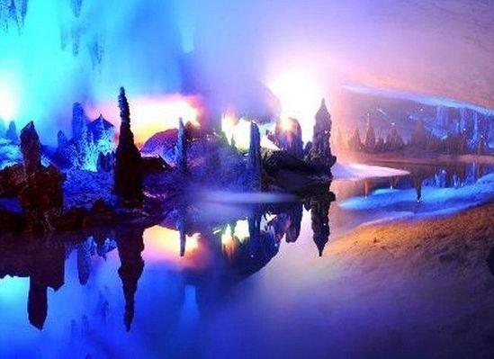 中国五大美丽的溶洞 龙宫
