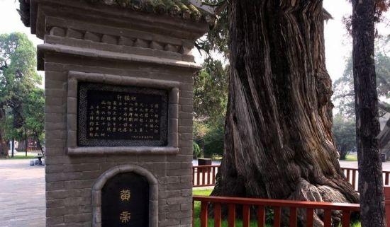 探秘黄帝陵 陵园区