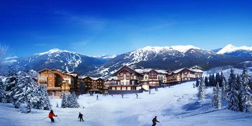 冬季游乐好去处 五大滑雪胜地推荐
