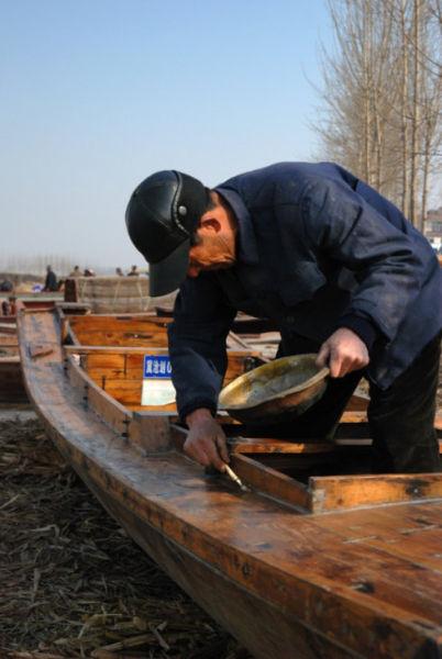 白洋淀造船之乡马家寨 能工巧匠怀揣三个绝活