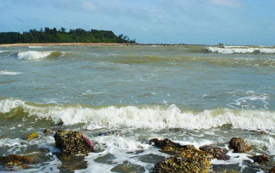 去防城港蝴蝶岛吧 寻找19岁的大海
