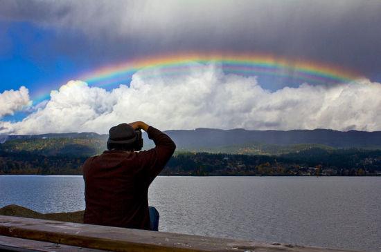 中国最美彩虹观赏地 彩虹拍摄指南