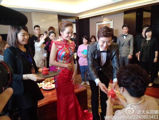 韩国女神蔡琳嫁到山西怎么玩