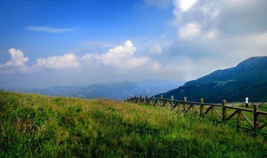 远离喧嚣亲近自然 山西徒步探险圣地TOP6