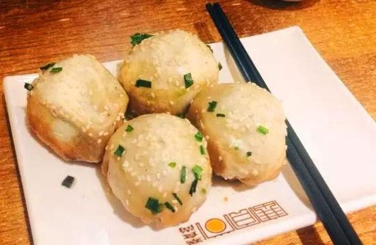 吃生煎不用再去上海了 西安也有