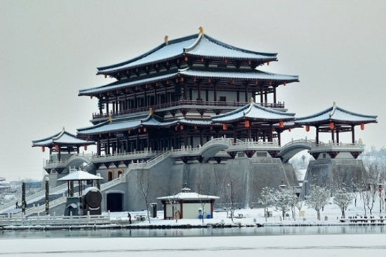 2015陕西冬雪何时下 拍照圣地你懂的