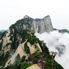 陕西•华山