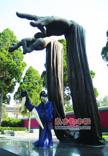西安:吼段秦腔 梦回汉唐(图)