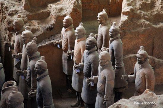 西安兵马俑 大秦帝国的光辉与荣耀