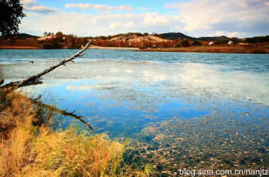 乌兰布统公主湖 独具欧陆风情的湖泊