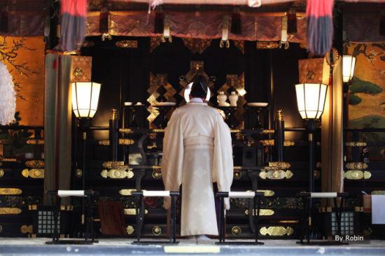 日光下的奢华寺庙 感受日本历史文化