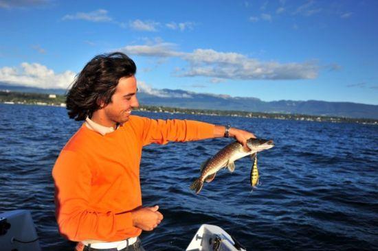 悠享湖钓 日内瓦的奢华惬意生活