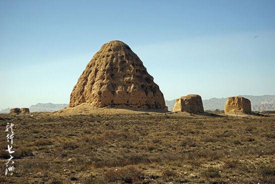 西夏王陵 揭秘西夏王国的神奇历史